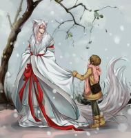 Inuyasha by 520me