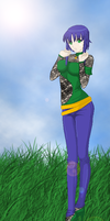 Meet Negumi (Official OC Introduction) by Angel-of-the-Fayth