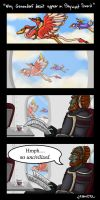 Why Ganondorf doesn't Appear in Skyward Sword by jessieC92