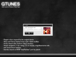 GTUNES by somargraphics
