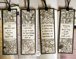 Doodle Bookmarks by vicenteteng
