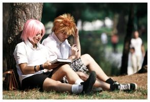 NaruSaku: the perfect teacher by FairyScarlet