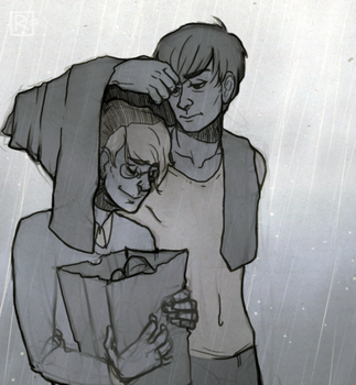 i know that is is raining by rad-i-cal