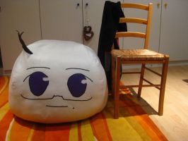APH - Biggest Mochi (maybe in the world) by xXJustForFunXx
