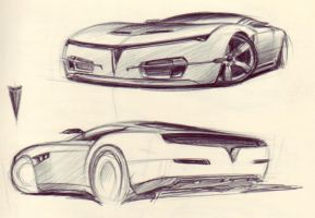 Pontiac Sketches by kiril27