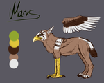 Mars ref.sheet by KaffeeWolf