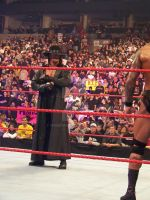 Raw Feb19 Undertaker by WWEfans