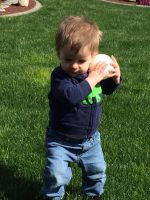 Baseball Baby by TragicLover