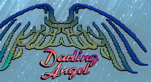 Poetry Icon: Darling Angel by LMW-The-Poet