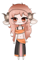 My new OC: Lushia by LushiAdopts