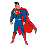 Justice League Action Superman by ckdck