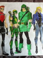 Young Justice 3 by golhom