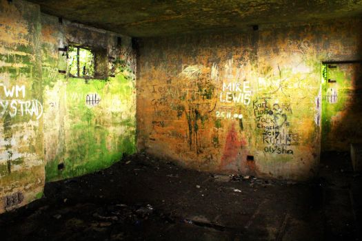 The Bomb Shelter by Not-Morgan-Freeman