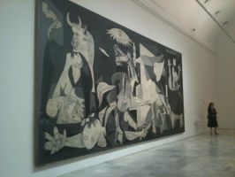 Guernica by Picasso by xXxTaintedSoulxXx