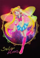 Sailor Moon by Kagusia