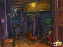 ERS Game Studios - Phantasmat - Closet by deArcane