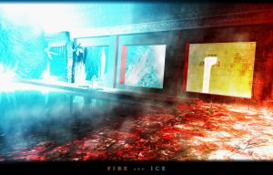 Fire and Ice by SeanFarnam