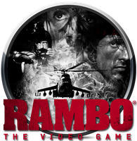 Rambo The Game v1 by C3D49