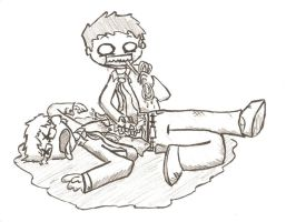 Cleveland Cannibals by Awesome-Leaf