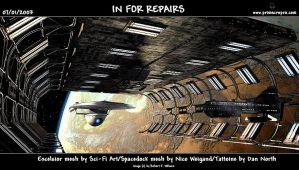 In for Repairs. by XFozzboute