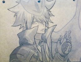 KHR-Vongola Primo by Ramenfangirl