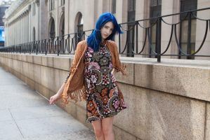 Blue by SusanCoffey