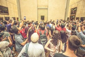 The Mona Lisa by AJaber