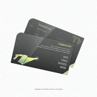 TV business cards by NoodlessAnimera