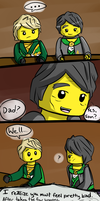 LEGO Ninjago: Happy Father's Day!! by awyeah21