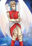 SPN: Lucifer as a Sacred Kai by LuciferianRising
