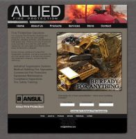 ALLIED FIRE PROTECTION by joshjacoby