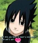 Sasuke's pick up line... by IfIWasYour