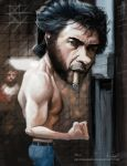 The Wolverine by DevonneAmos