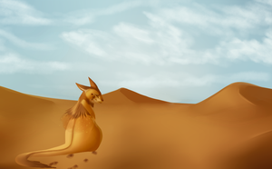 Sandcat by Cypeo