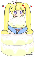 Cake Time! by Tokyo-Dollie