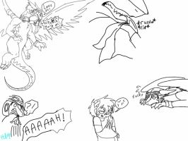 Comic: Legendz-That was a Bad Idea by ShardianofWhiteFire