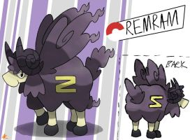 Ram Fakemon by TRspicy