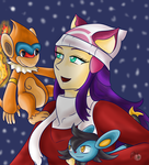 Pokemon Platinum by FallenLoveAngel