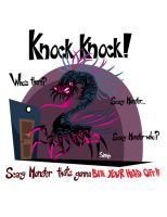 Knock Knock ChiuStream by Samolo