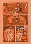 The Thing page 2 by ABwingz