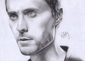 Jared Leto by X-Ty19