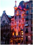 Casa Batllo by wildone77