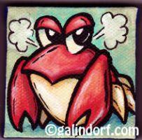 I'm CRABBY by Galindorf
