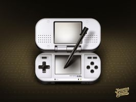 Nintendo DS Icon by phig