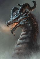 Dragon by Callergi