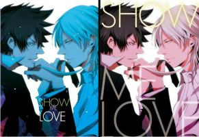 SHOW ME LOVE[PSYCHO-PASS] by karada6918
