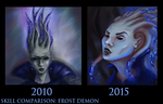 Progress check: Frost Demon by Nightbless
