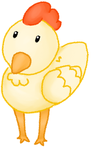 Chiken by pickiny