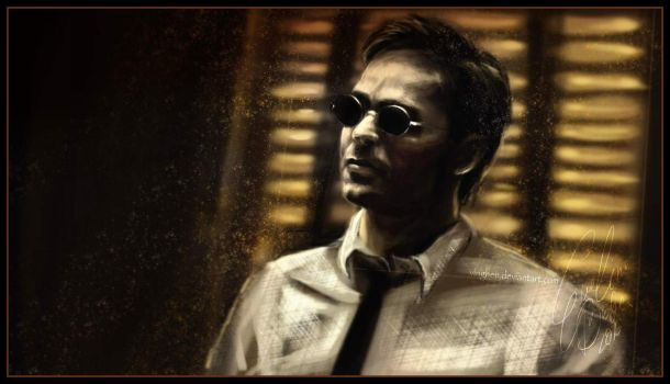 Matt Murdock by Vinghen