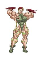 Pumped-Up Cammy Alt. by too22202